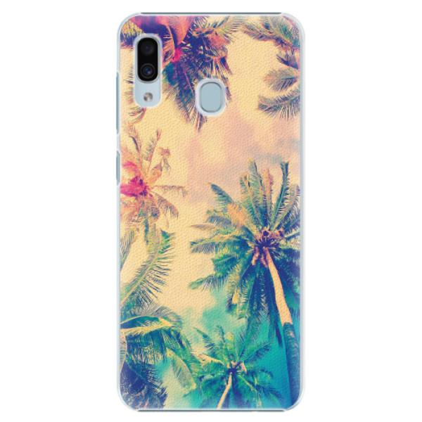 Plastové pouzdro iSaprio - Palm Beach - Samsung Galaxy A30