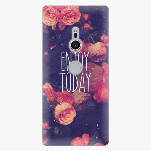 Plastový kryt iSaprio - Enjoy Today - Sony Xperia XZ2