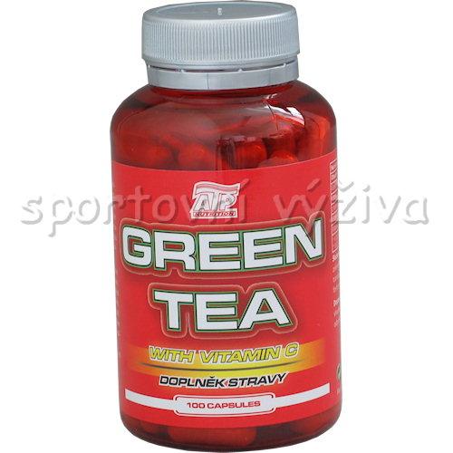 Green Tea 100 kapslí