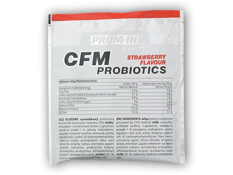 Essential CFM Probiotics Protein 30g
