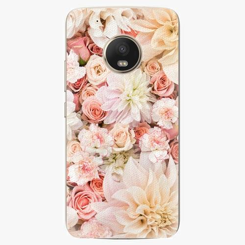 Plastový kryt iSaprio - Flower Pattern 06 - Lenovo Moto G5 Plus