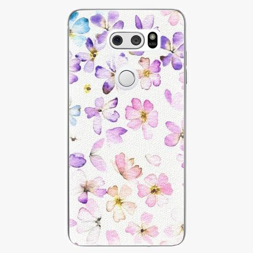 Plastový kryt iSaprio - Wildflowers - LG V30