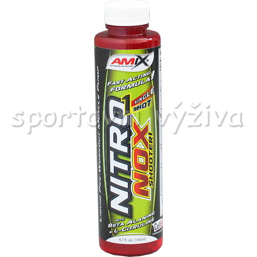 NitroNox Shooter - 140ml-blue-grapes