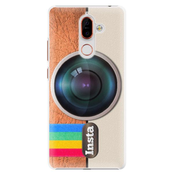 Plastové pouzdro iSaprio - Insta - Nokia 7 Plus