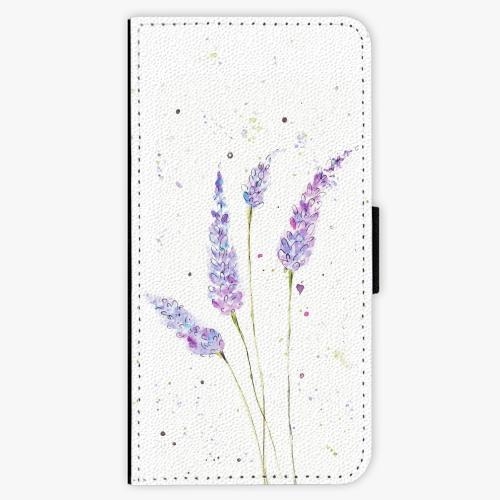 Flipové pouzdro iSaprio - Lavender - Nokia 6