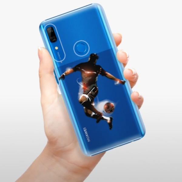 Plastové pouzdro iSaprio - Fotball 01 - Huawei P Smart Z
