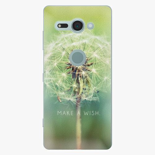 Plastový kryt iSaprio - Wish - Sony Xperia XZ2 Compact