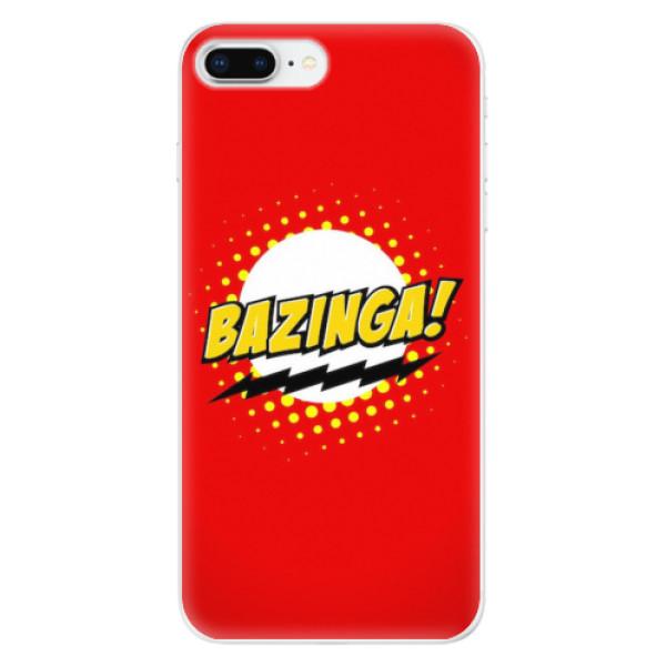 Odolné silikonové pouzdro iSaprio - Bazinga 01 - iPhone 8 Plus