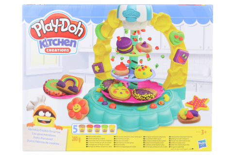 Play-doh Cukrárna