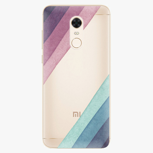 Plastový kryt iSaprio - Glitter Stripes 01 - Xiaomi Redmi 5 Plus