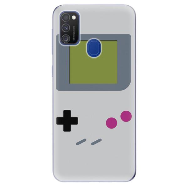 Odolné silikonové pouzdro iSaprio - The Game - Samsung Galaxy M21