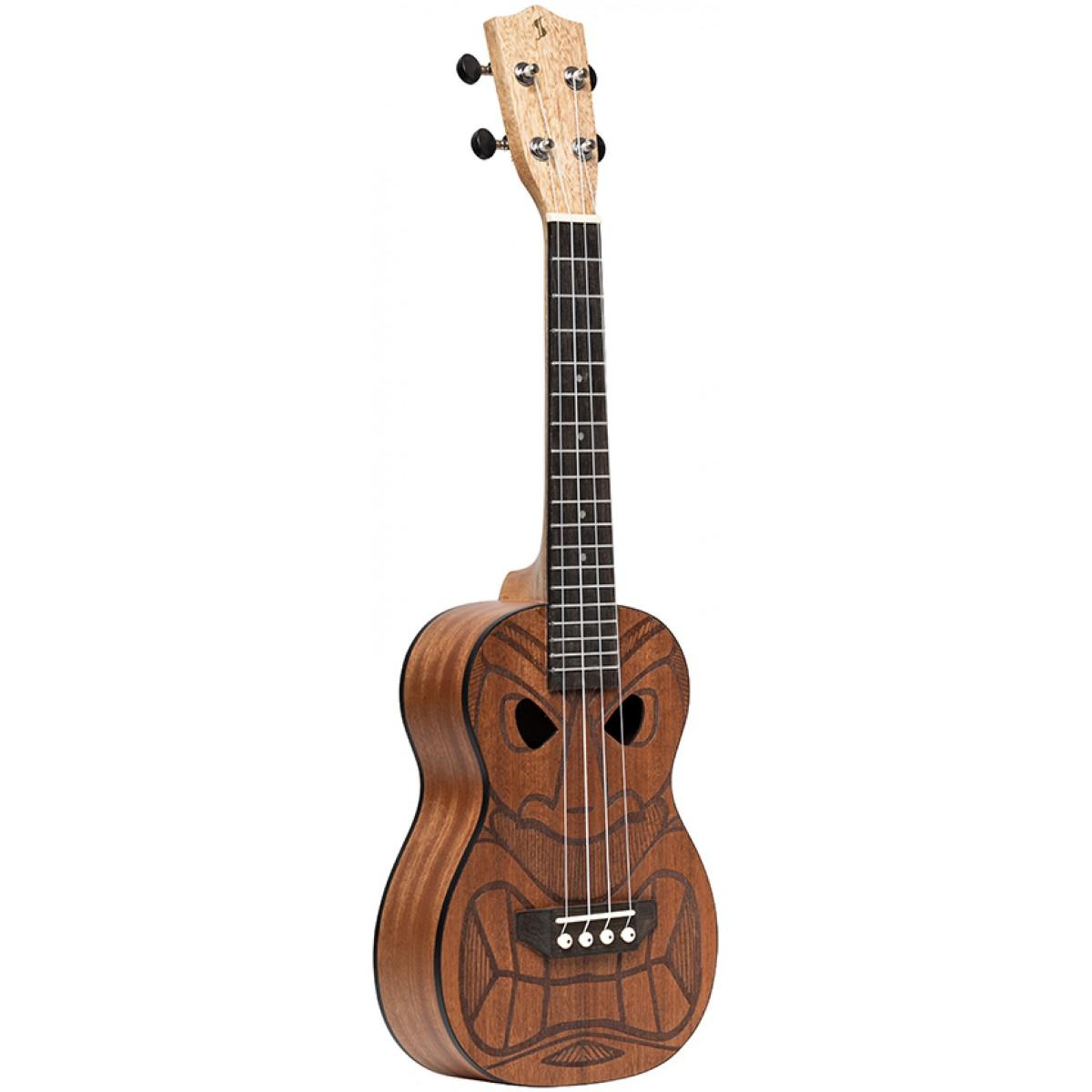 Stagg UC-TIKI MENA, koncertní ukulele