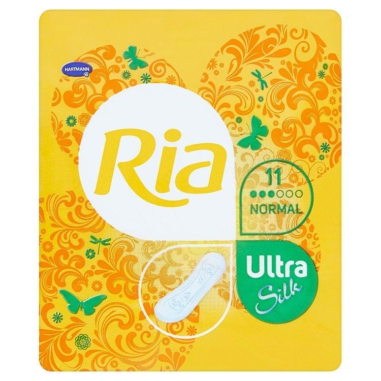 Ria Ultra Normal ultratenké dámské vložky 11ks/bal.