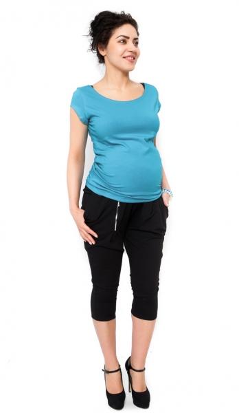 be-maamaa-tehotenske-teplakove-kalhoty-tonya-3-4-cerne-xl-42
