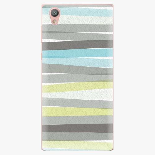 Plastový kryt iSaprio - Stripes - Sony Xperia L1