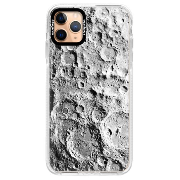 Silikonové pouzdro Bumper iSaprio - Moon Surface - iPhone 11 Pro Max