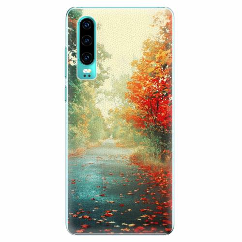 Plastový kryt iSaprio - Autumn 03 - Huawei P30