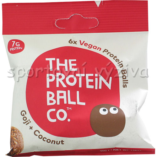 Vegan Protein Balls 45g goji + coconut