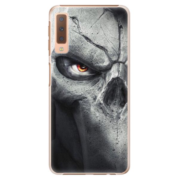 Plastové pouzdro iSaprio - Horror - Samsung Galaxy A7 (2018)