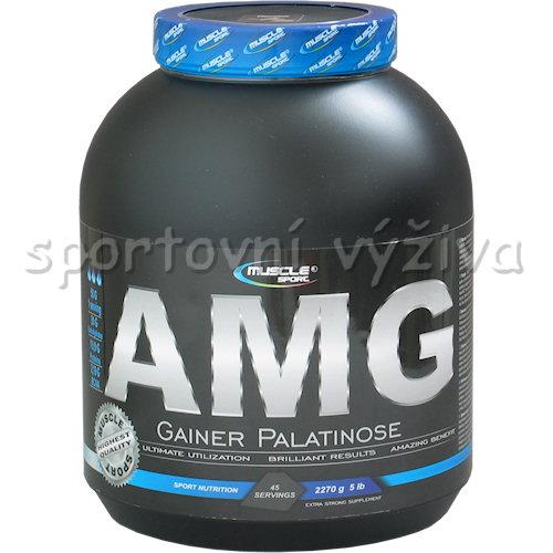 AMG gainer palatinose - 2270g-banan