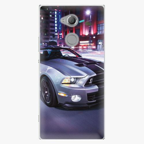 Plastový kryt iSaprio - Mustang - Sony Xperia XA2 Ultra