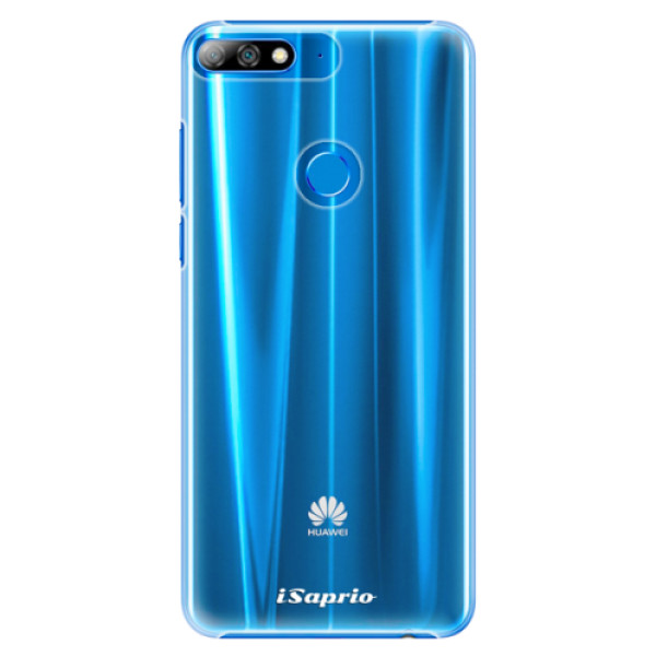 Plastové pouzdro iSaprio - 4Pure - mléčný bez potisku - Huawei Y7 Prime 2018