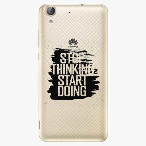 Plastový kryt iSaprio - Start Doing - Huawei Y6 II