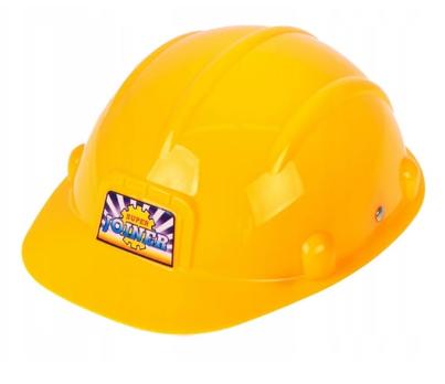 Helma, přilba pracovní plast - oranžová