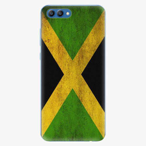 Plastový kryt iSaprio - Flag of Jamaica - Huawei Honor View 10
