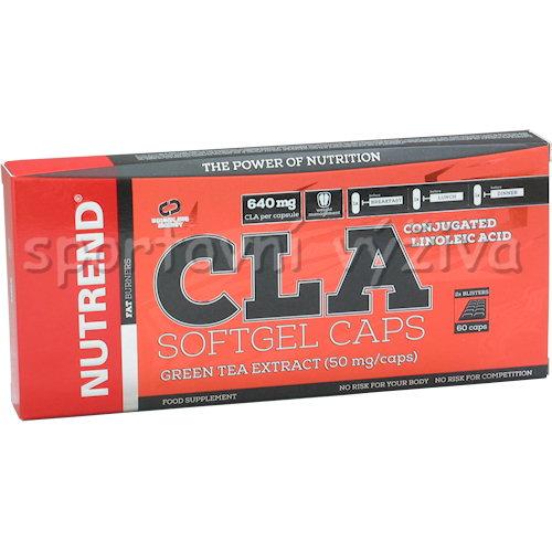 CLA Softgel Caps 60 kapslí