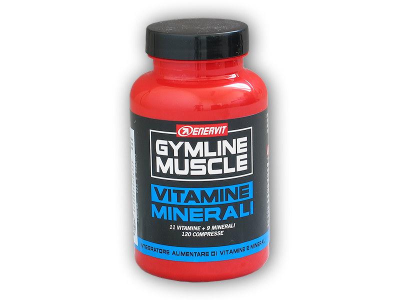Enervit Vitamine e Minerali 120 tablet