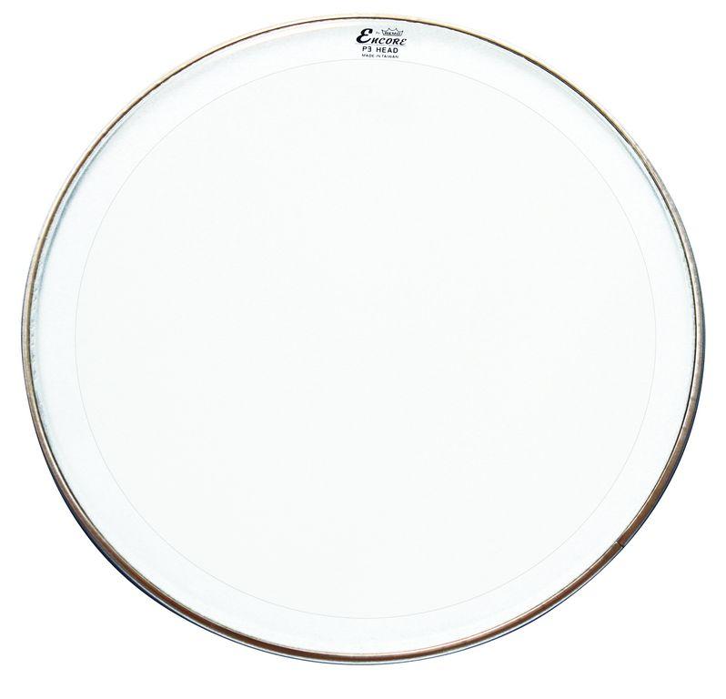 Remo Encore Pwstrk3, Bass Clear Dot 22
