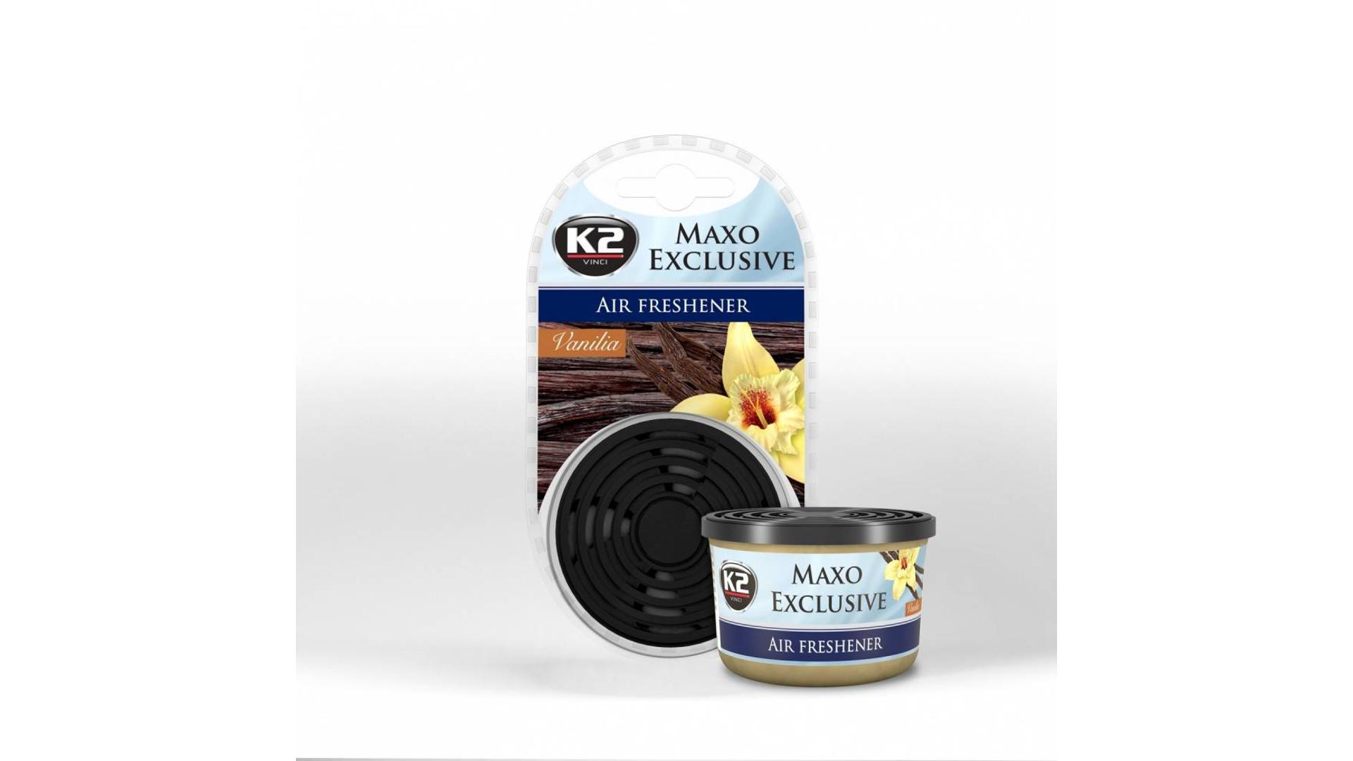 K2 MAXO EXCLUSIVE 45g VANILIA