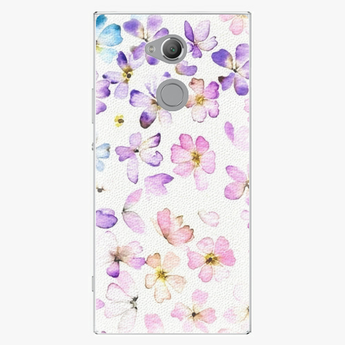 Plastový kryt iSaprio - Wildflowers - Sony Xperia XA2 Ultra