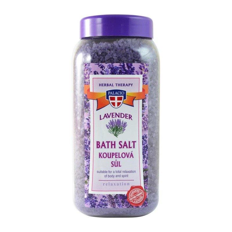 Palacio Levandulová sůl do koupele 900 g