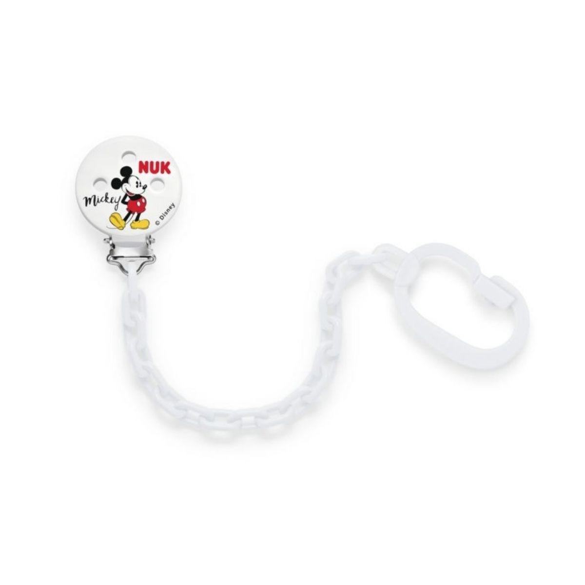 Řetízek na šidítko NUK Disney Mickey