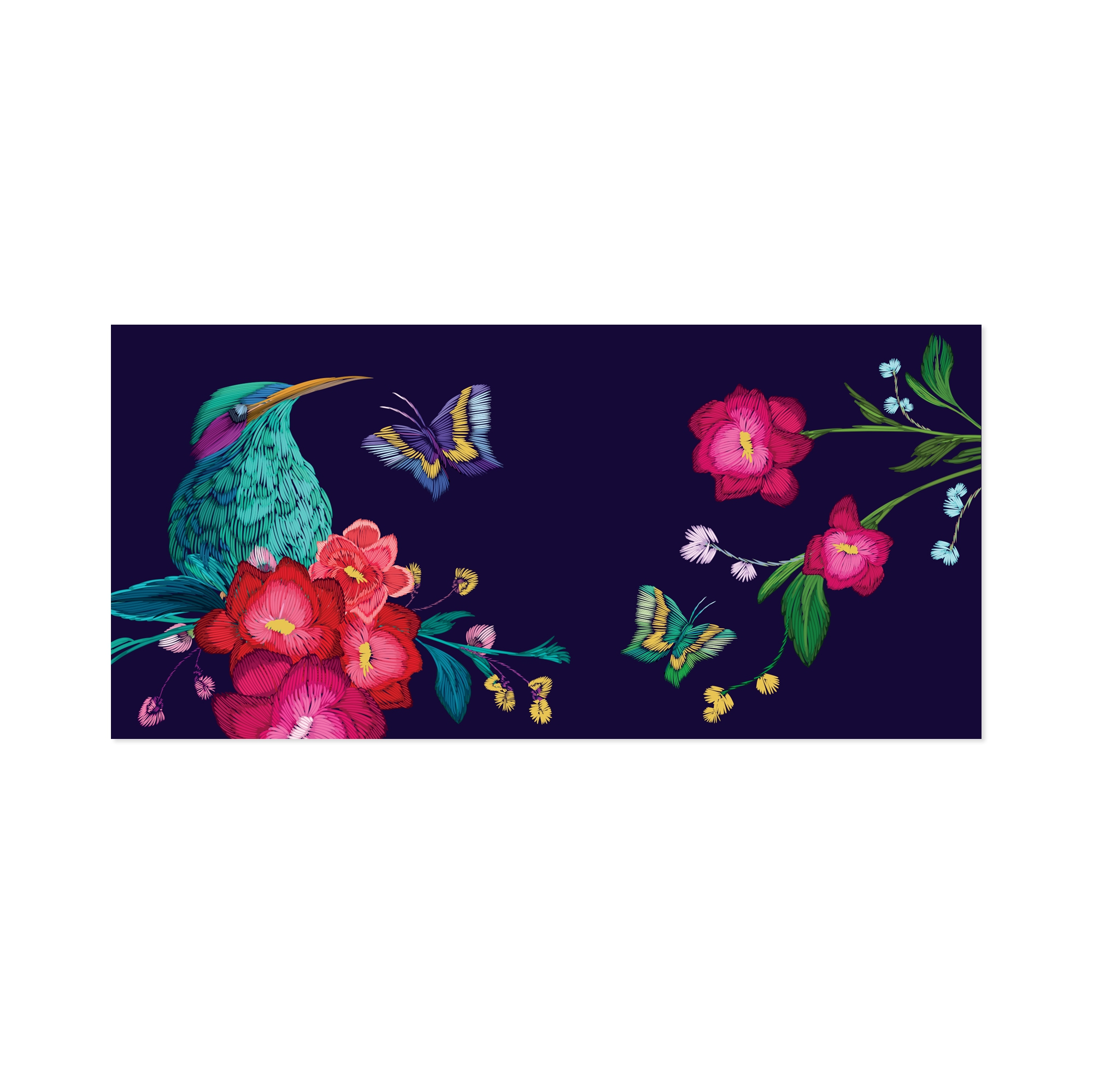 Kapsa na peníze - Kolibřík