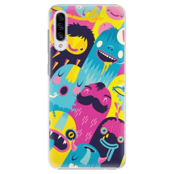 Plastové pouzdro iSaprio - Monsters - Samsung Galaxy A30s