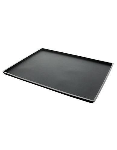 Silikonový plech na pečení černý 30x40cm