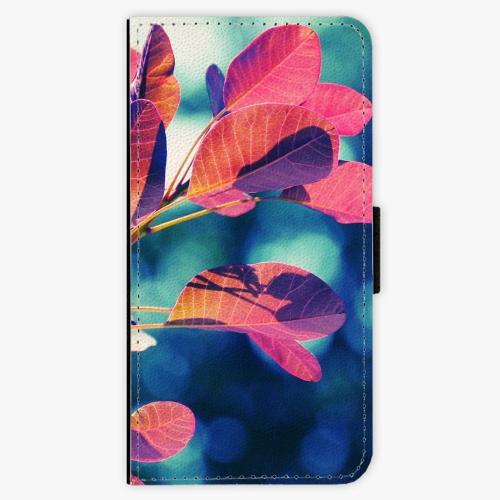 Flipové pouzdro iSaprio - Autumn 01 - iPhone 5/5S/SE