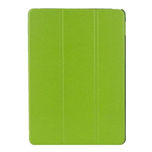 Kožený kryt / pouzdro Smart Cover iSaprio pro iPad Air 2 zelený