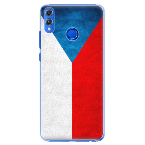 Plastové pouzdro iSaprio - Czech Flag - Huawei Honor 8X