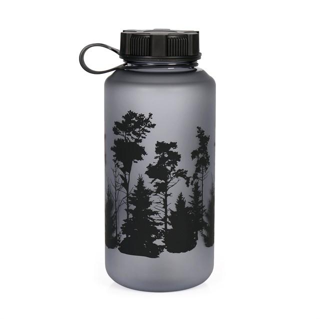 Široká láhev - Stromy