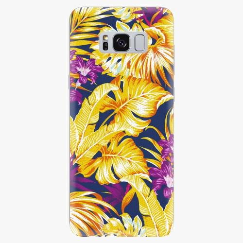 Plastový kryt iSaprio - Tropical Orange 04 - Samsung Galaxy S8 Plus