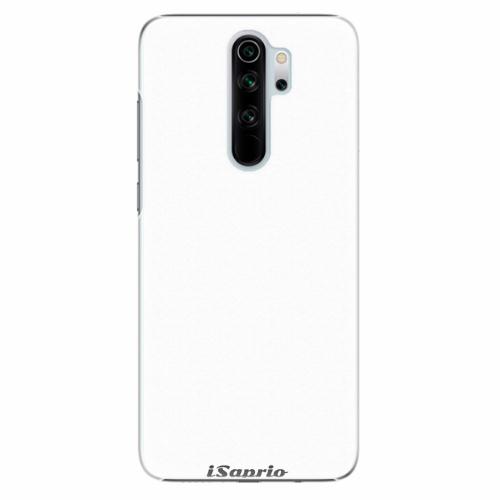 Plastový kryt iSaprio - 4Pure - bílý - Xiaomi Redmi Note 8 Pro
