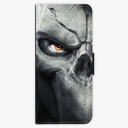Flipové pouzdro iSaprio - Horror - Samsung Galaxy J3 2016