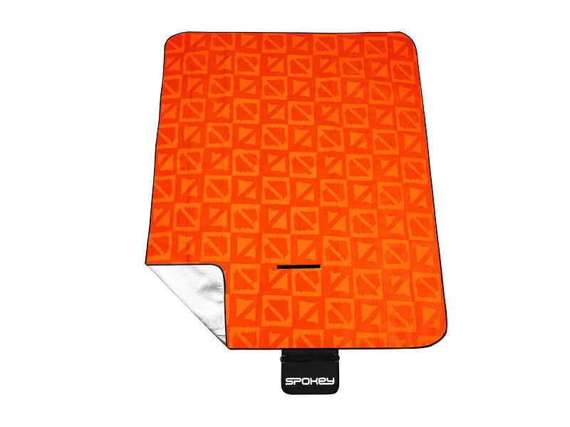 APRICOTE Pikniková deka s popruhem 150 x 180