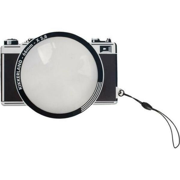 Fotoaparát – kapesní lupa