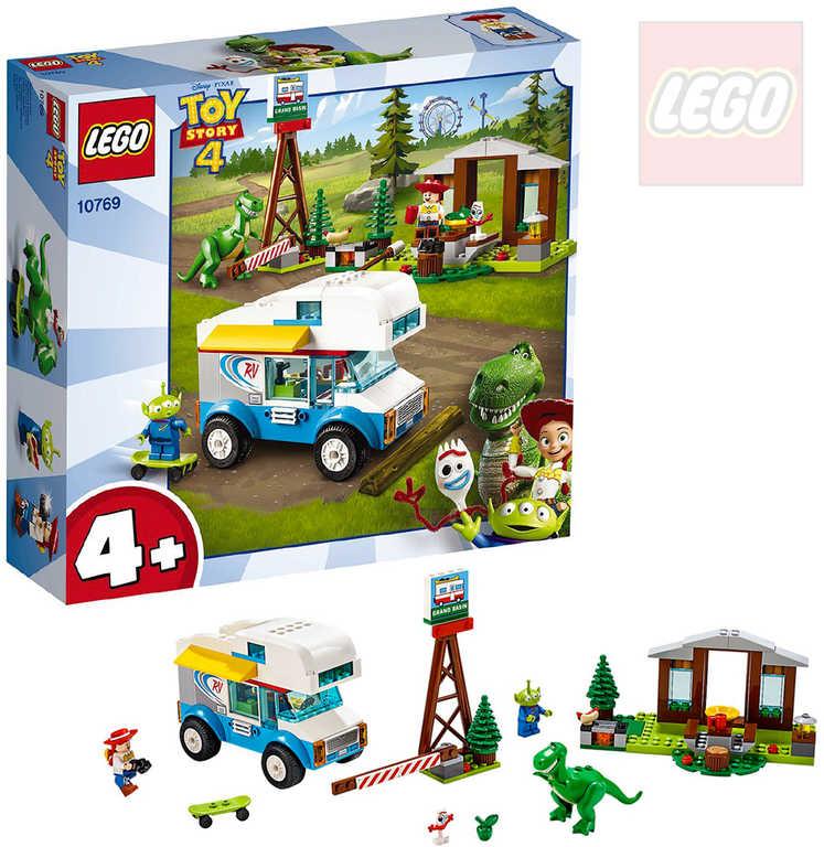 LEGO TOY STORY 4 Na dovolené s karavanem 10769 STAVEBNICE