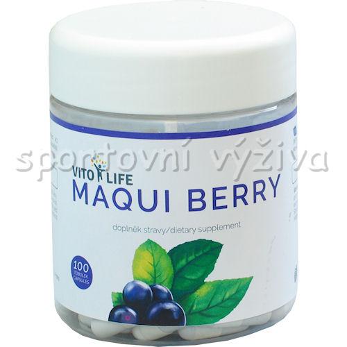 Maqui Berry 100 kapslí